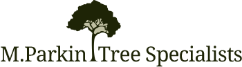 Logo M. Parkin Tree Specialists